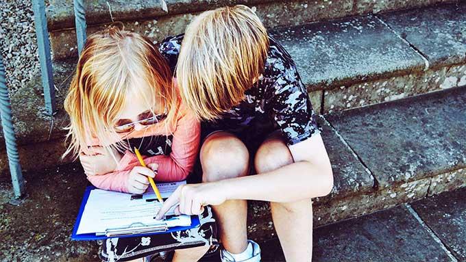 ristabilire regole con i bambini