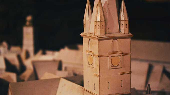 castello di cartone idee