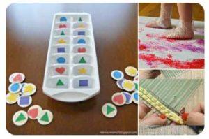 Giochi e attività metodo Maria Montessori