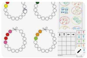 schede e e attività logico matematica