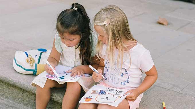 preparazione alla prima elementare