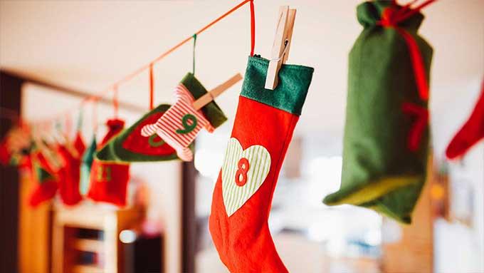 Natale calendario dell'avvento idee