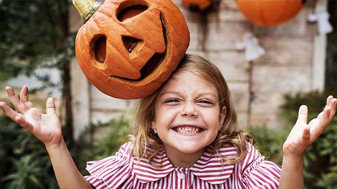 Festa di Halloween bambini