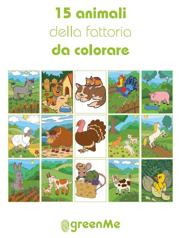 Libro-da-colorare-bambini-disegni Animali-fattoria-pdf
